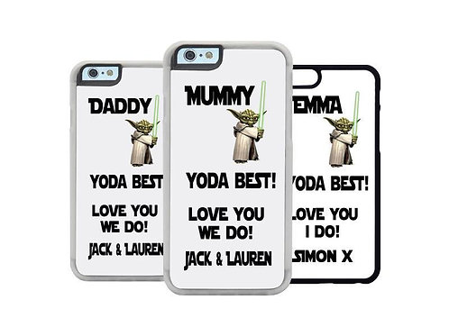 Yoda best phone case