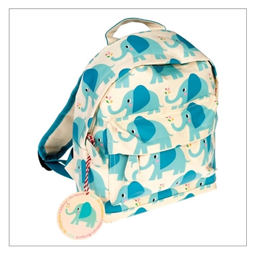 Elvis elephant mini backpack