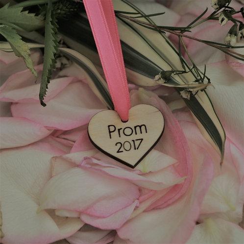 Prom 2017 keepsake