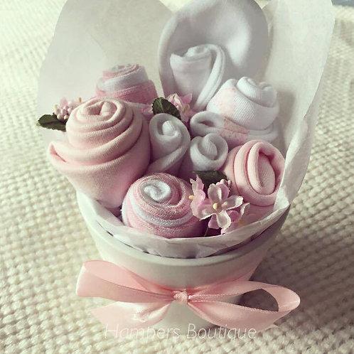 Baby flower pot