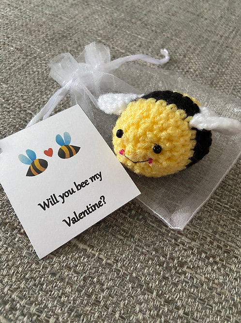 Will you bee my Valentine bee