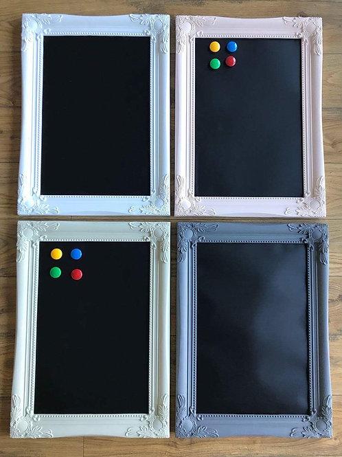 Plain chalkboards