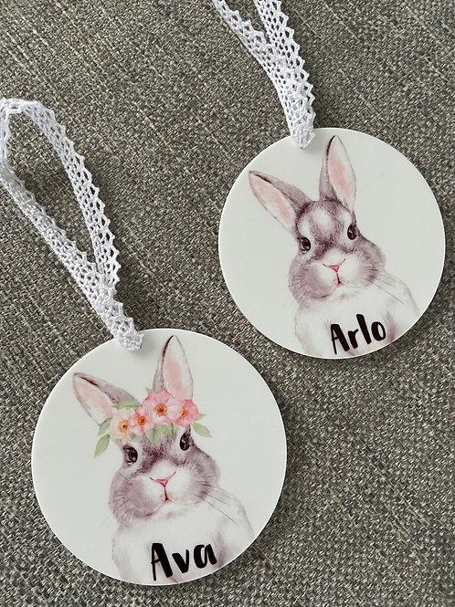 Bunny acrylic