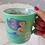 Thumbnail: Green mermaid mug