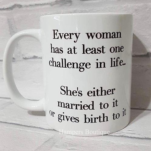 Every woman mug