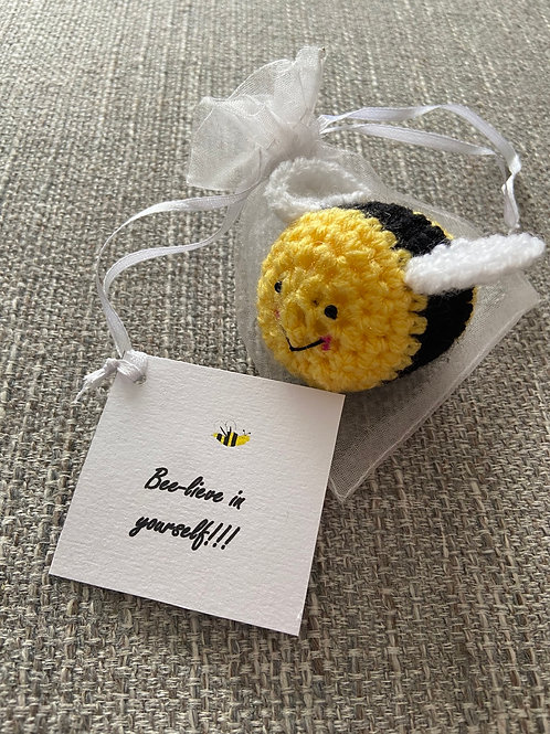 Bee-lieve in yourself bee