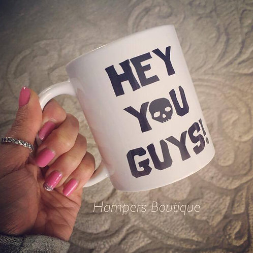Hey you guys mug