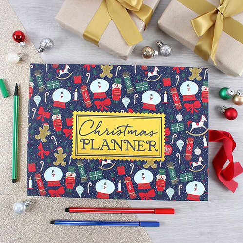 PRE-ORDER Christmas planner