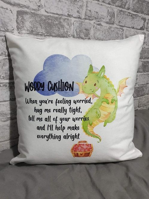 Worry cushion
