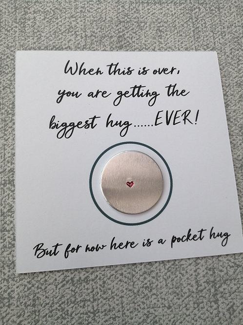 Biggest hug token
