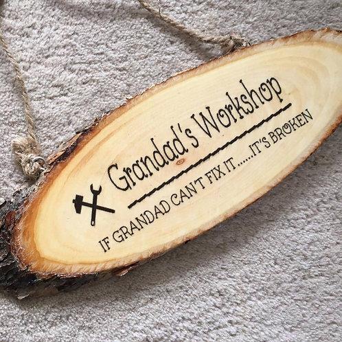 Workshop log