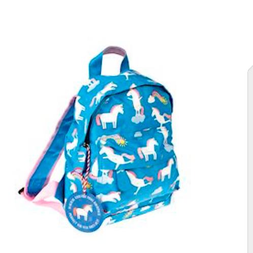 Unicorn mini backpack