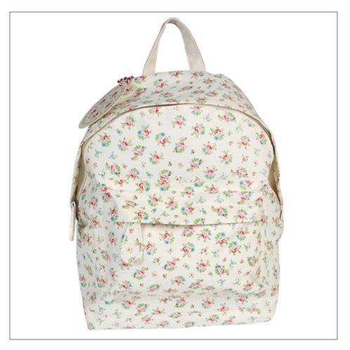 Petite rose mini backpack
