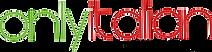 Only Italian Logo