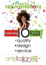 Celebrating 10 Amazing Years!