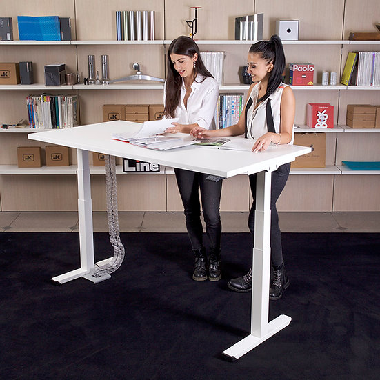 Up and Down adjustable desk