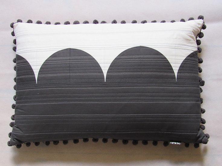 Moorish cushion