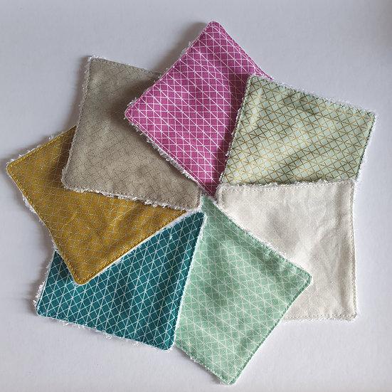 Deluxe reusable wipes - gridiron