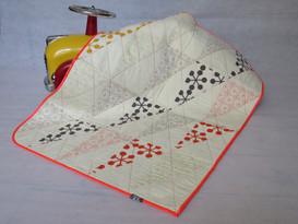 HSR baby quilt