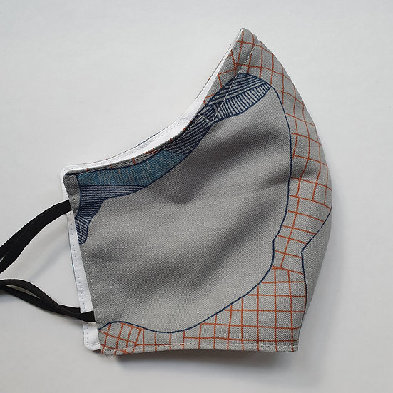 Men's face covering  - grey