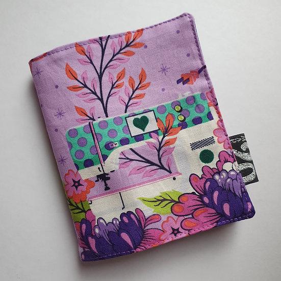 Needle book - sewing machine
