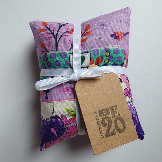 Lavender bag set  - sewing machine