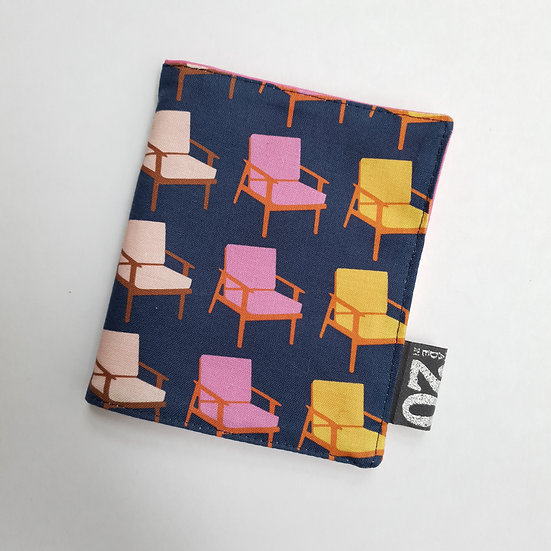 Needle book - chairs
