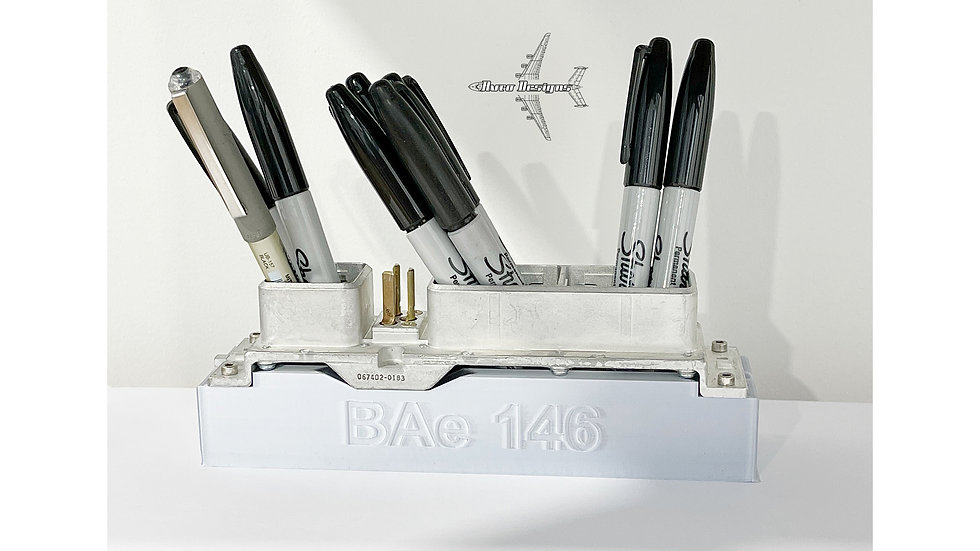 BAE 146 Avionics Pen Pot