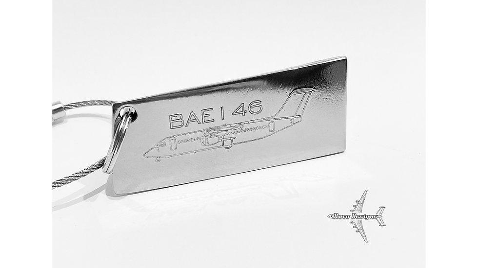 BAE 146 Stage 1 Fan Blade Key Tag