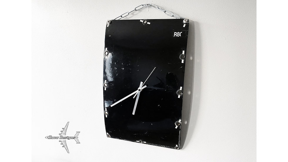Royal Navy Harrier T.8 Fuselage Wall Clock ZD992
