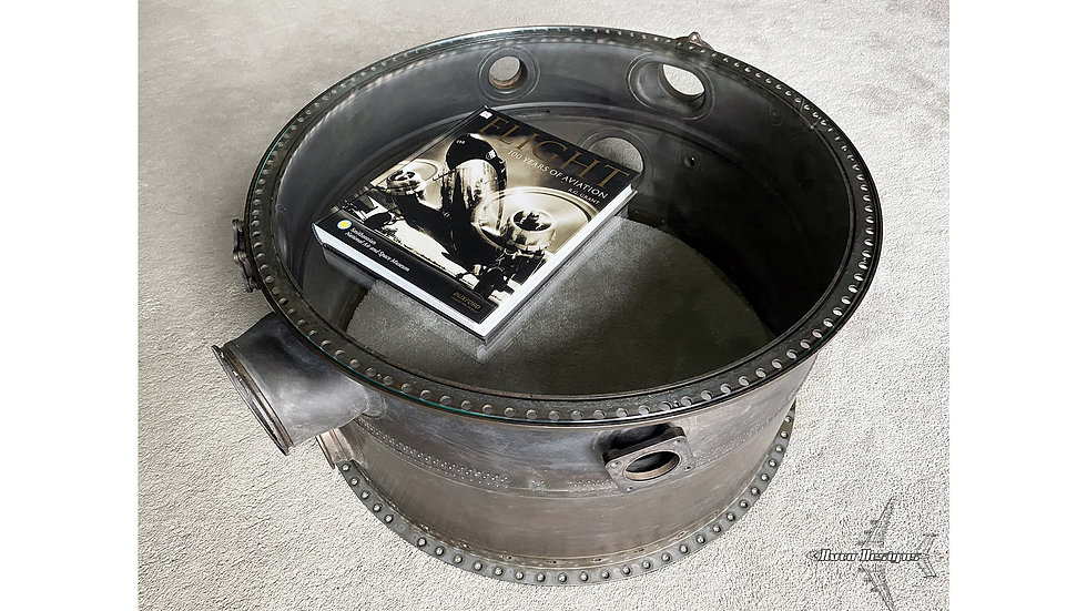 A320 CFM Engine Coffee Table