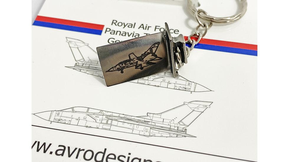 RAF Tornado F.3 Engraved Rolls Royce Key Tags