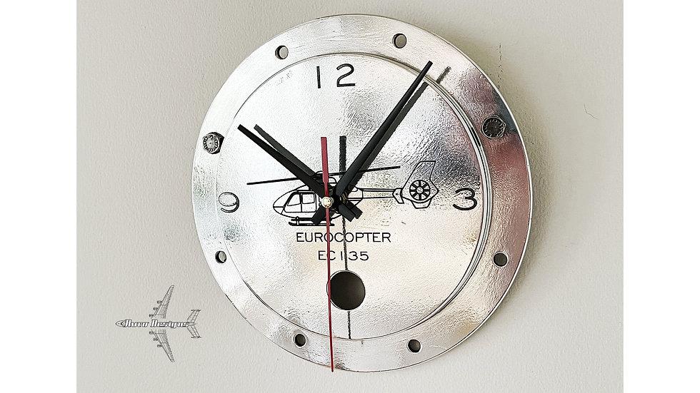 Eurocopter EC135 Wall Clock