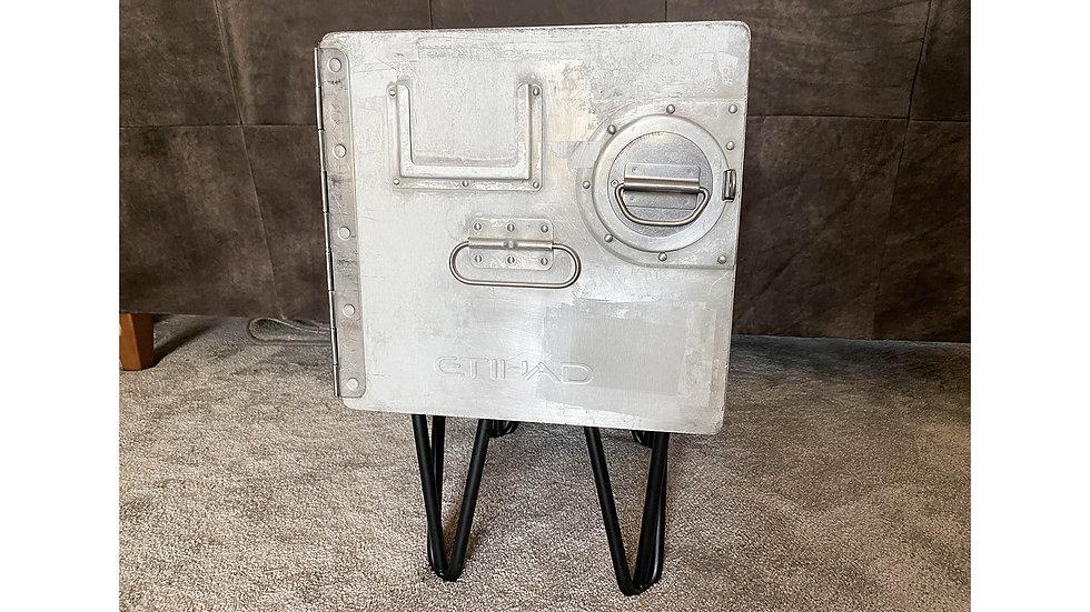 Airline Atlas Box Storage Unit