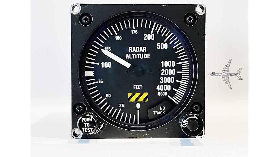 RAF Chinook ZH893 Alt Radar Gauge