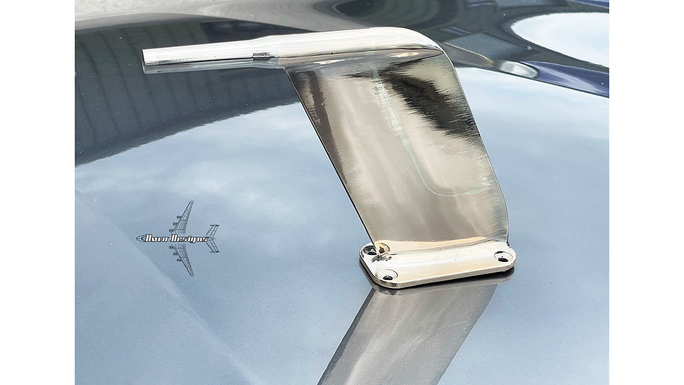 RAF Panavia Tornado GR4 Pitot Tube Polished