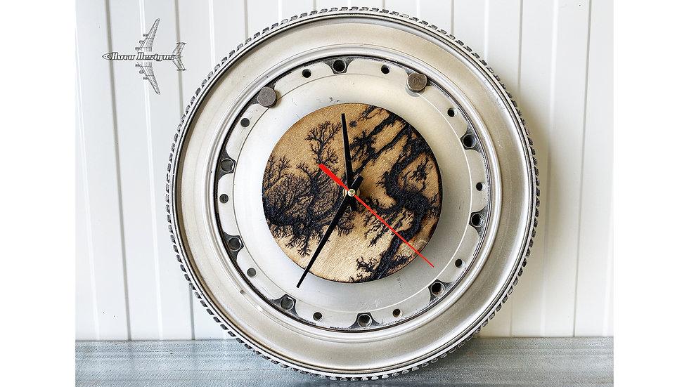 RAF Tornado Rolls Royce Wall Clock