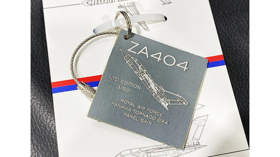 RAF Tornado GR4 ZA404 Skin Tags