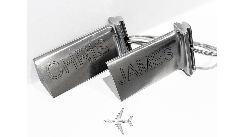 Harrier Pegasus Custom Engraved Blades