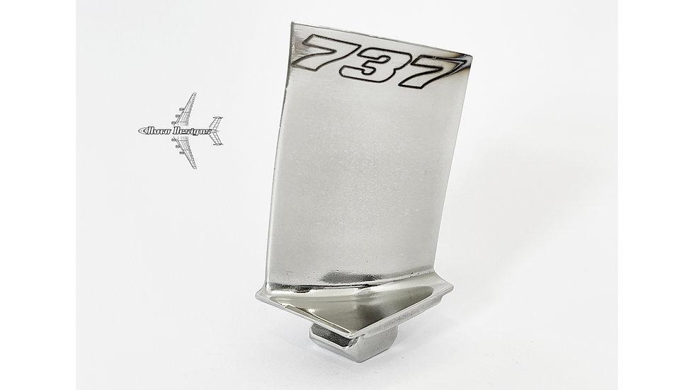 Boeing 737-800 CFM56-7B Compressor Blade