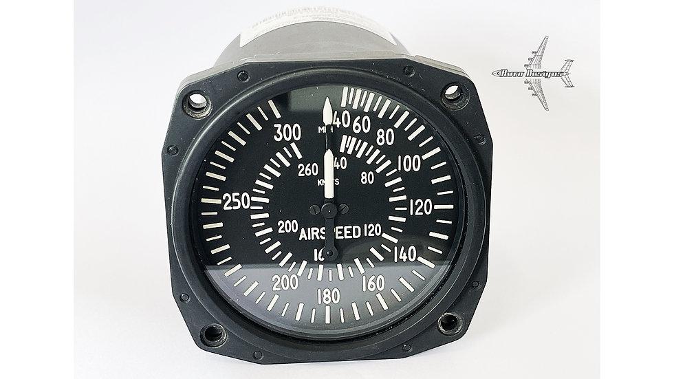 Piper Navajo Air Speed Indicator Cockpit Gauge