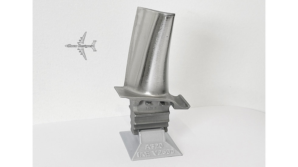 Airbus A320 IAE V2500 HPT Blade