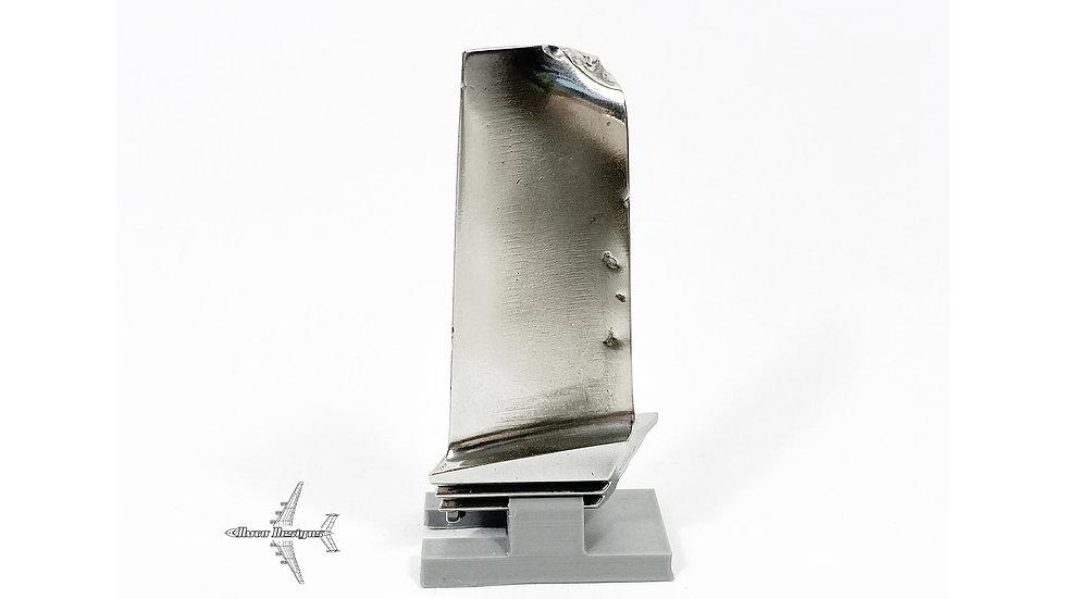 British Airways Concorde Blade - FOD Damaged