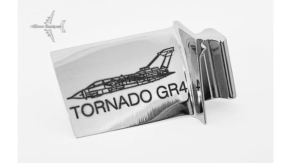 RAF Tornado GR4 Rolls Royce RB199 Jet Engine Blade