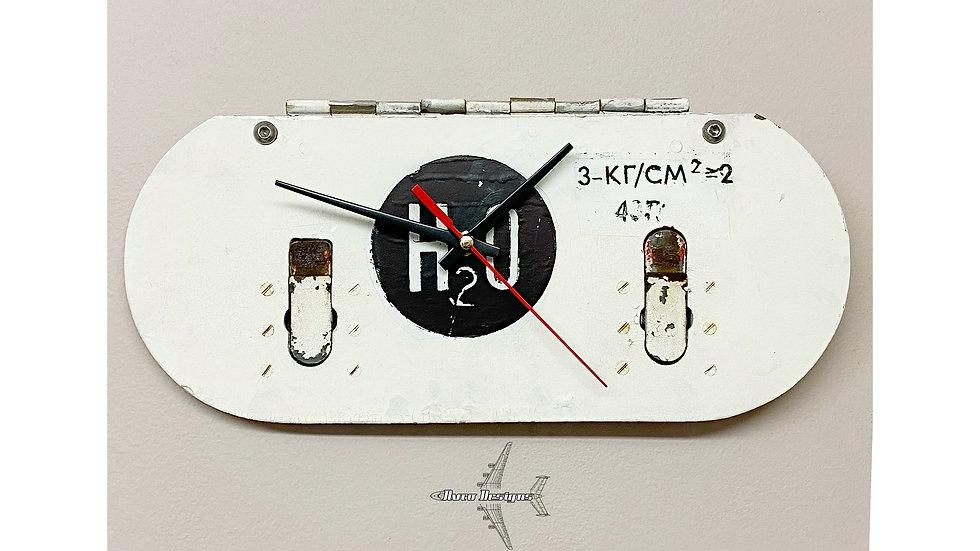 Tupolev TU-154 Panel Wall Clock