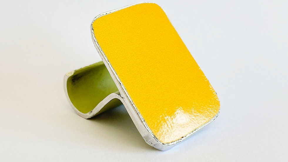 Thomas Cook A320 Fuselage J Cuts - Yellow