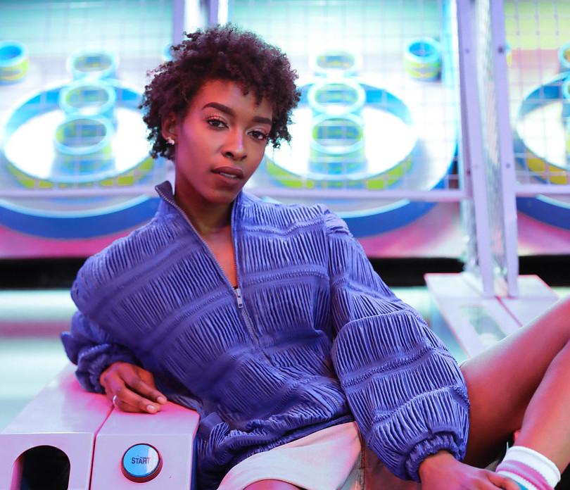 Model: Zenetta Mungra Photographer: Caroline Cockrell February, 2018