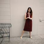 Dress from The Vintage Studio.  Shoes from Old Salt Vintage.