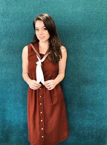 Dress from The Vintage Studio.