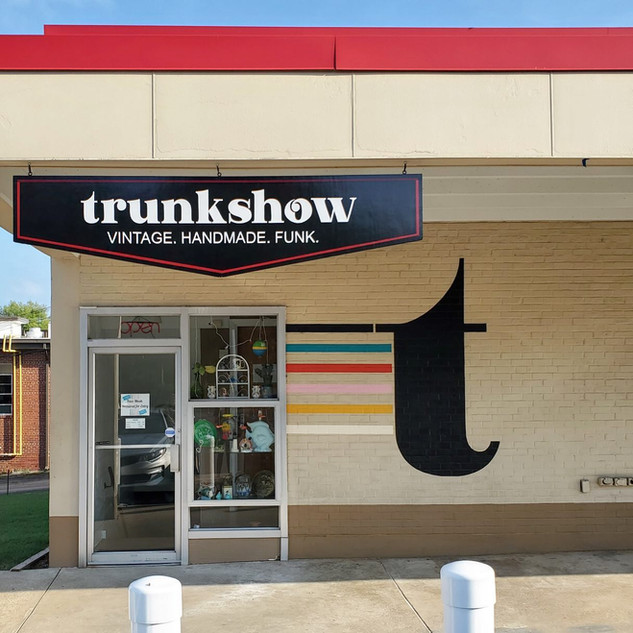 Trunkshow Raleigh